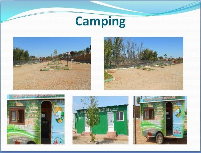 Présentation de Camping-Parc Oued Boufekrane 810