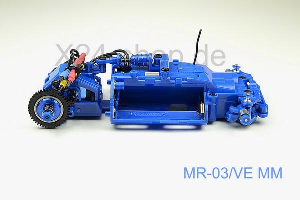 Nouveau MR-03VE 50e anniversaire JSCC Bleu limitée!  32780m10