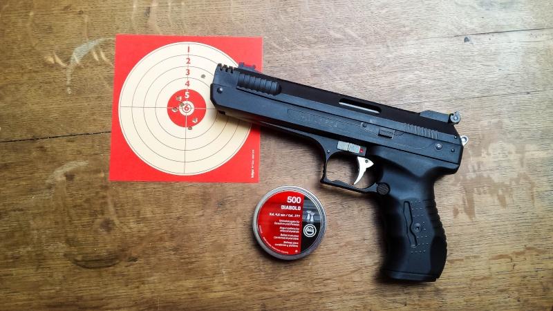 Mon premier pistolet AC : Weihrauch HW40 2015-010