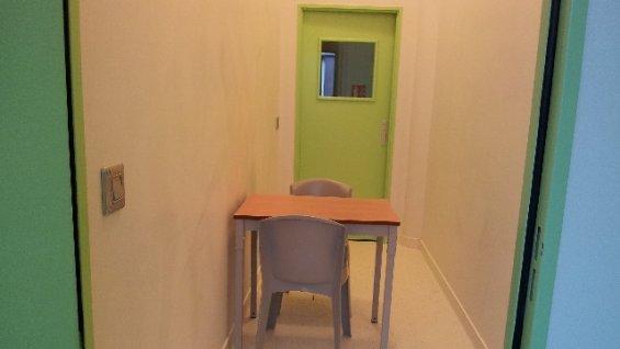 Etablissement Pénitentiaire - Maison d'Arrêt / Rodez-Druelle. Parloi10
