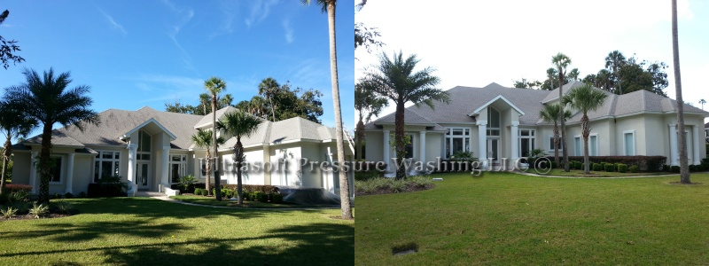 Roof Cleaning Jacksonville Florida Asphal12