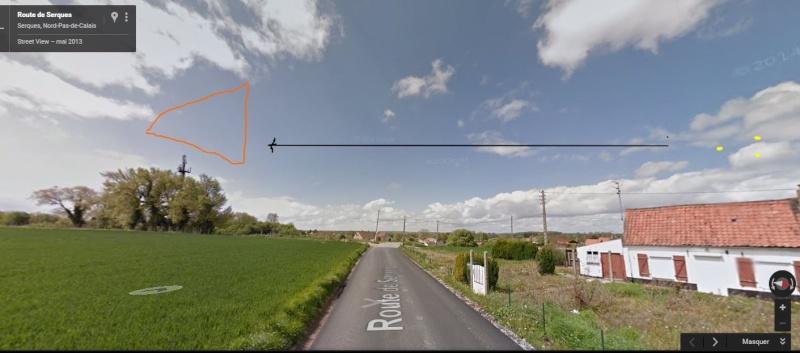 2010: le 15/11 à 18h10 - Ovni triangulaire volant -  Ovnis à moulle  - Pas-de-Calais (dép.62) Moulle13