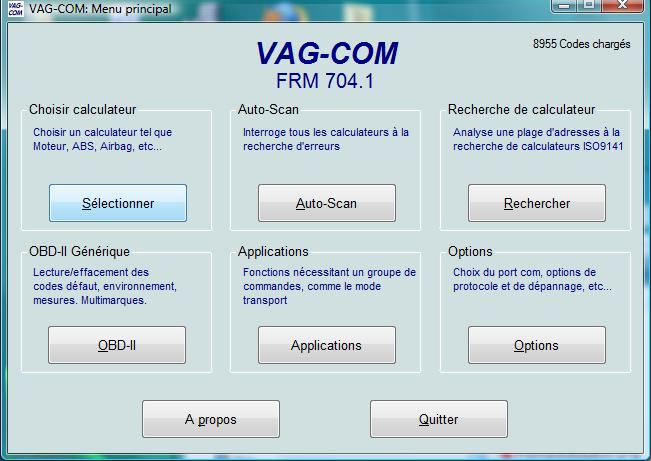 Commande Groupée de VAGCOM V17.8.0 (VCDS)  Image10