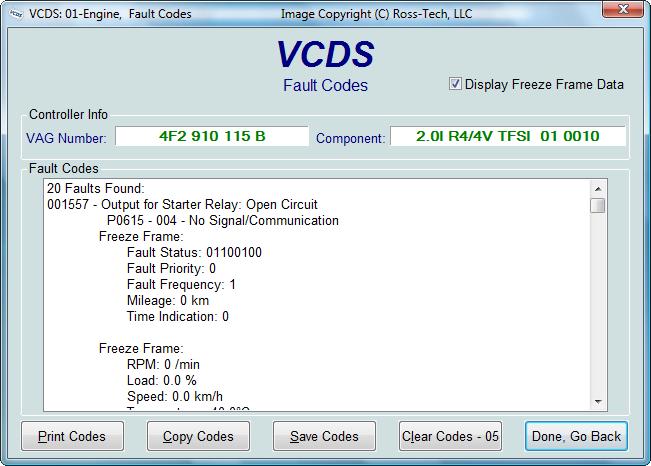 Commande Groupée de VAGCOM V17.8.0 (VCDS)  Image13