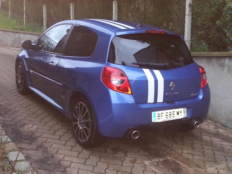 Clio 3 rs phase 2 Gordini 2.0 16v boite 6 203 chevaux din 12 chevaux fiscaux Clio_210