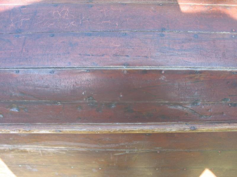 Nouveau venu qui se lance dans la rénovation d'un canoe DE SAEVER Img_8218