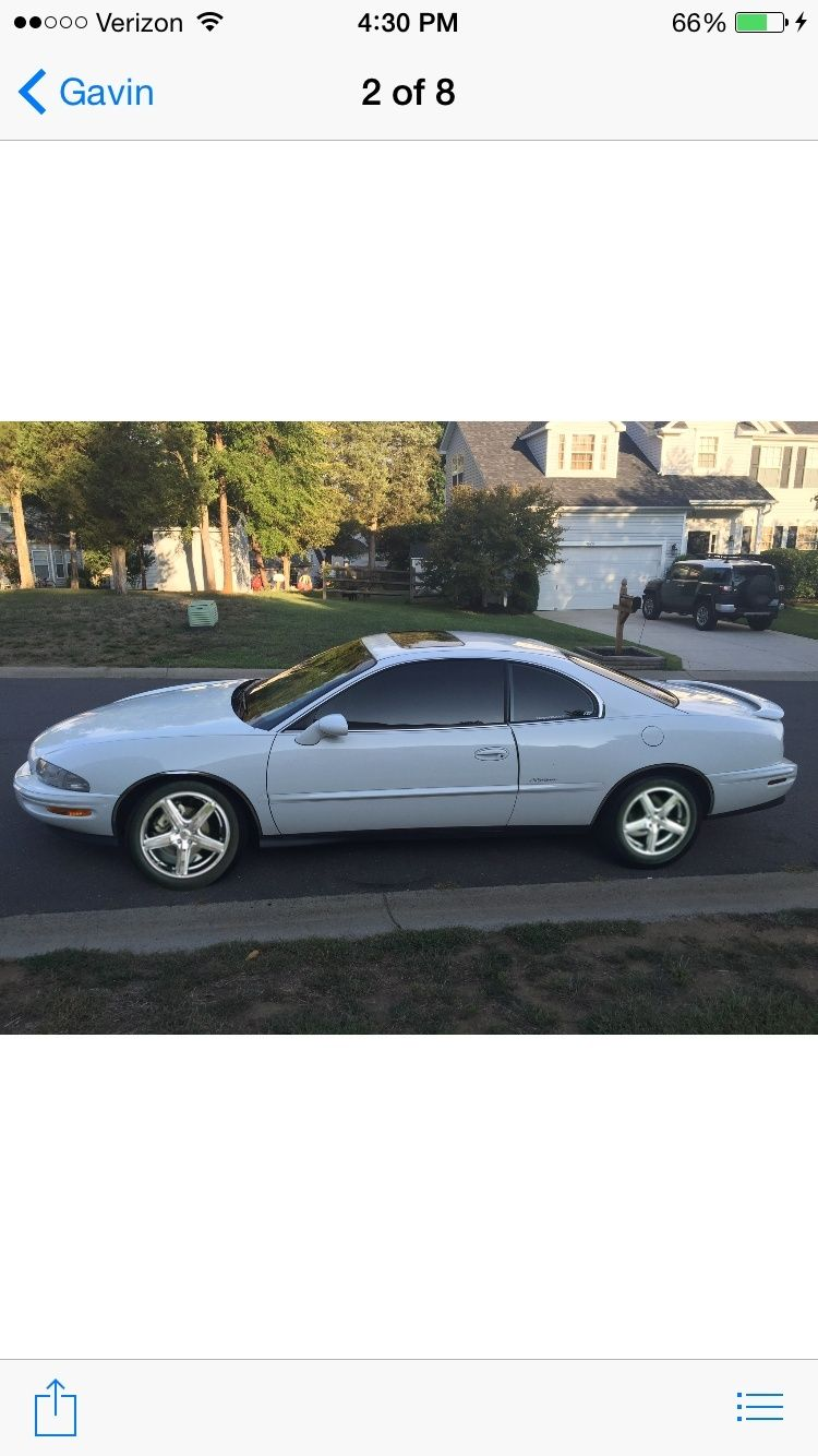 new to the forum 1997 Riv Wheels11