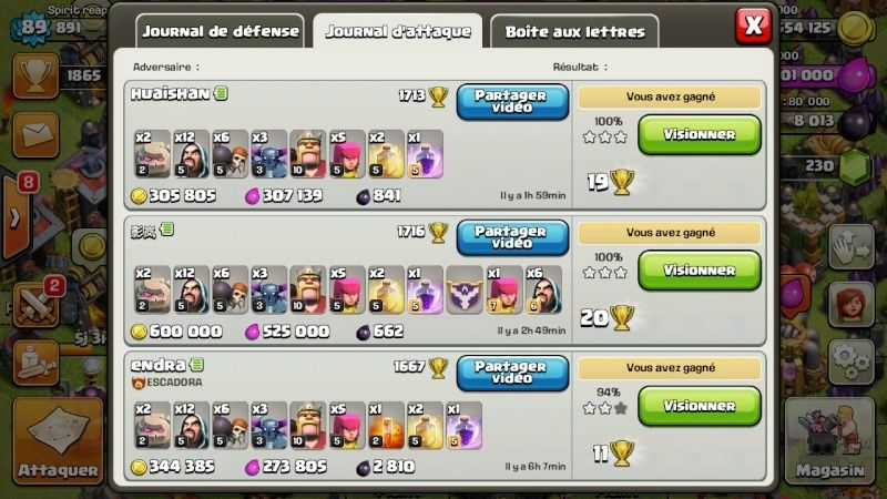 Indigestions!!! vos plus gros scores... Screen11