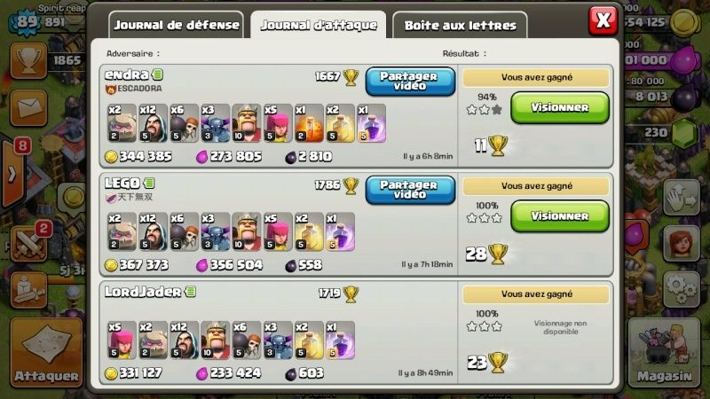 Indigestions!!! vos plus gros scores... Screen12