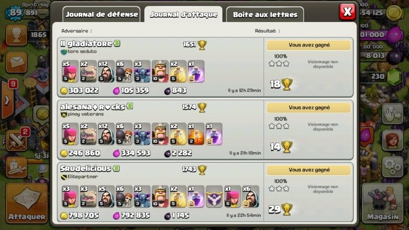 Indigestions!!! vos plus gros scores... Screen14