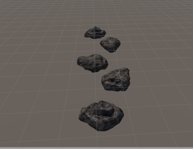Rock assets for our map 2015-012