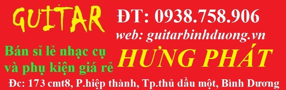 bán đàn guitar HƯNG PHÁT bình dương