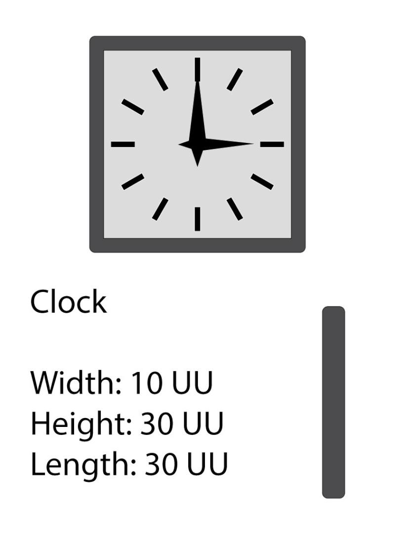 D15 The Burger Bros Clock10