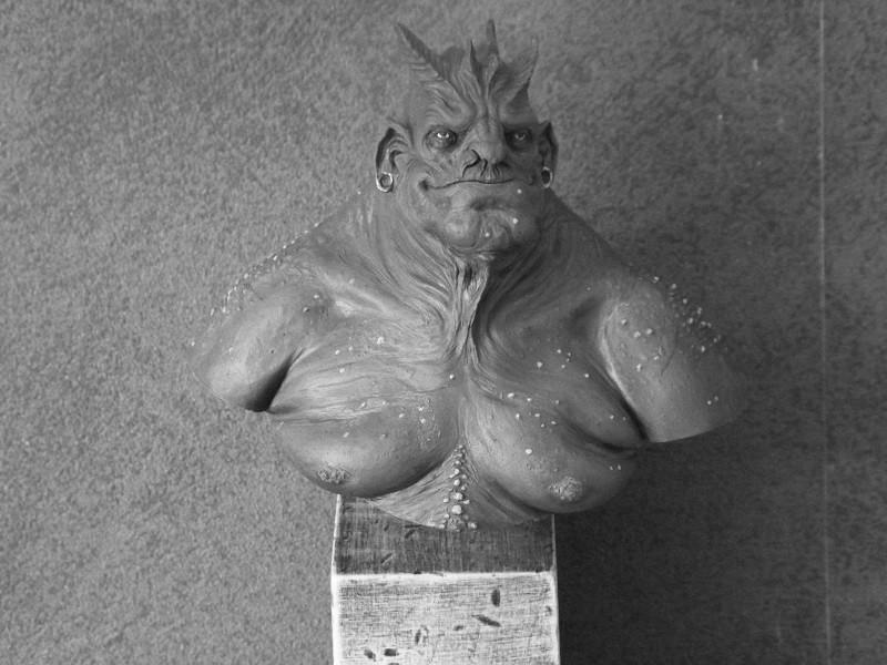 buste de demon ( wonderworld project ) Demon_10