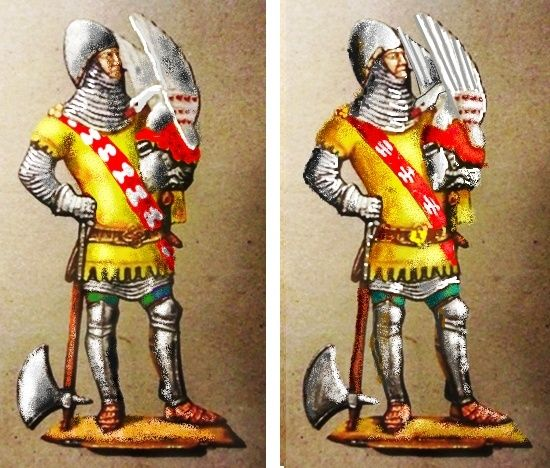 Raoul Ier, duc de Lorraine (1346) - 90mm Raoul_10