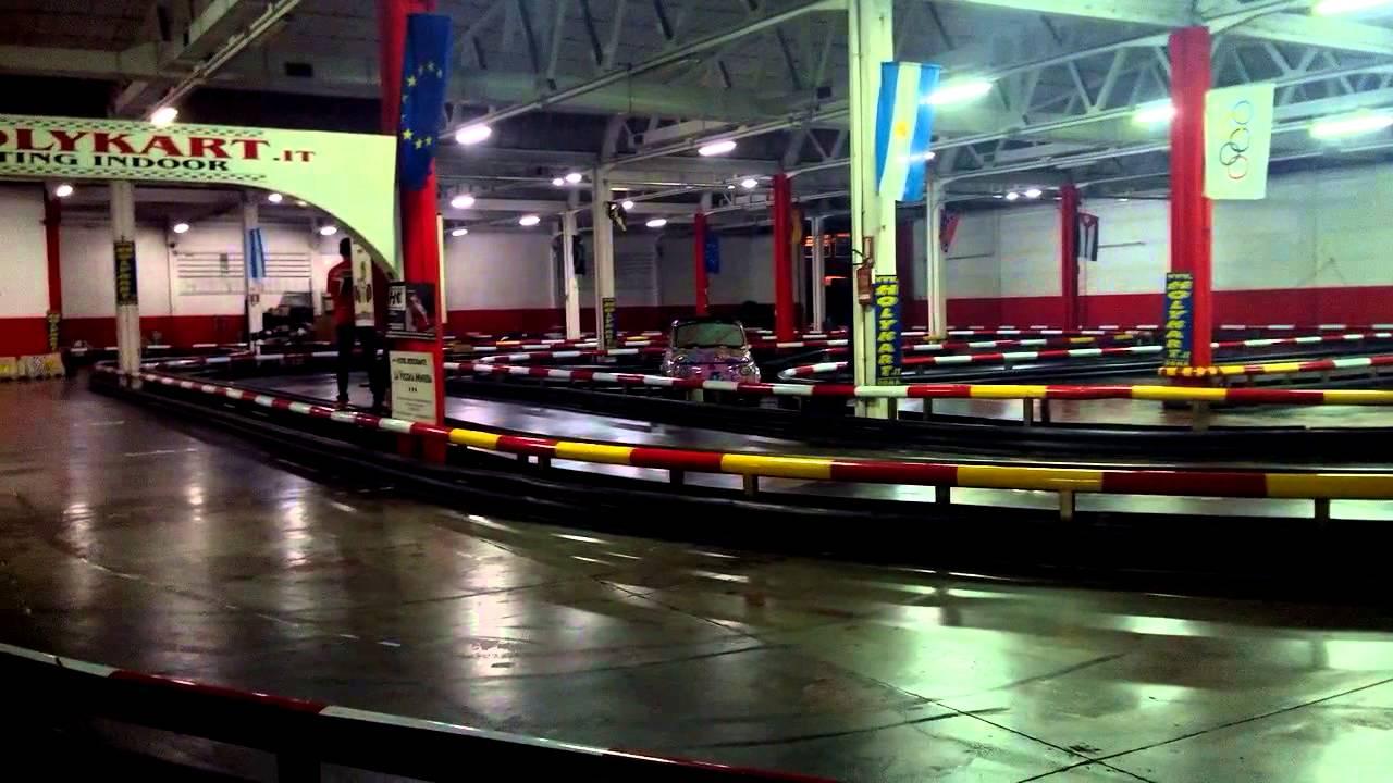 Circuito Holykart (indoor) - Località Roma Holyka10