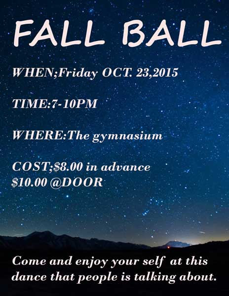Assignment 09 - Fall Ball poster design due 10/2 - Page 2 Fall-b13