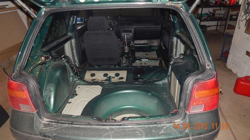 VW GOLF4 TDI  Dscn0512