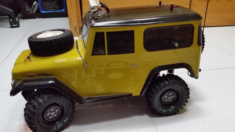 tamiya - WTS Tamiya CC-01 Crawler Set 2015-015