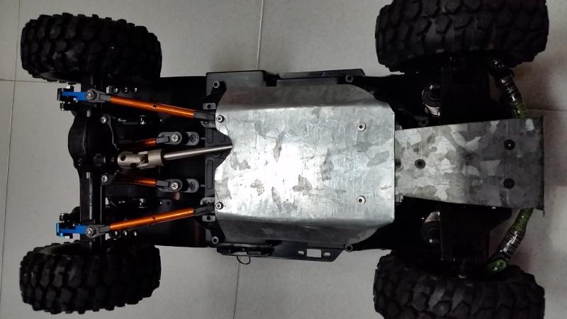 tamiya - WTS Tamiya CC-01 Crawler Set 2015-017