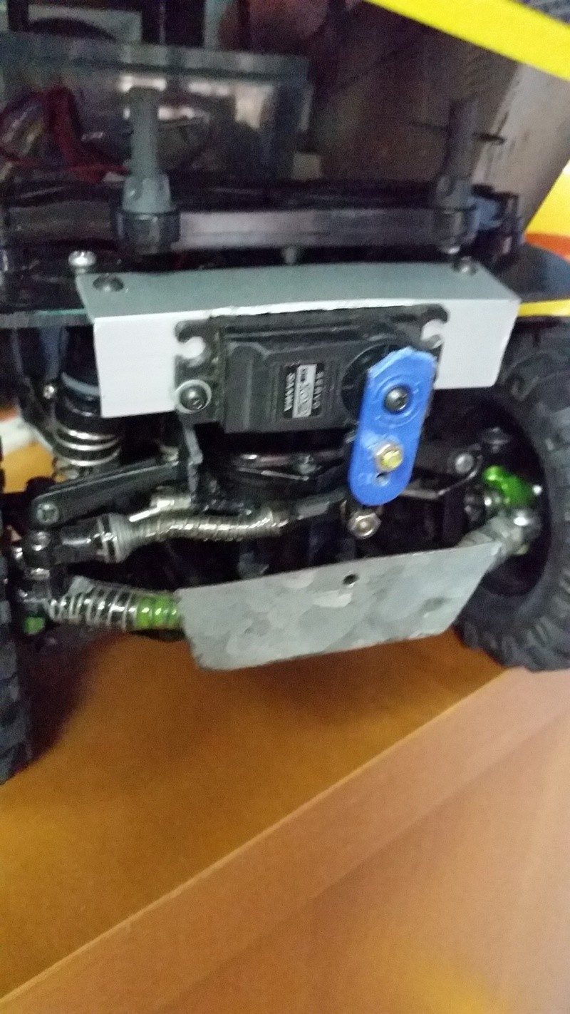 tamiya - WTS Tamiya CC-01 Crawler Set 2015-019