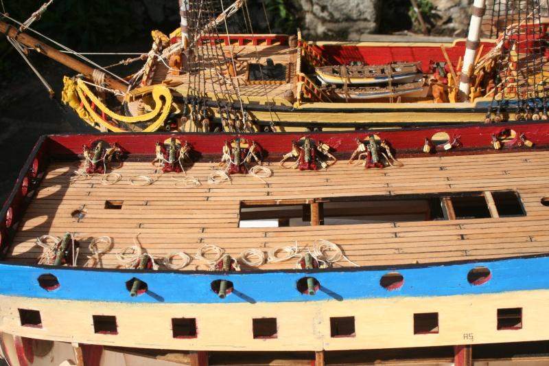 L'Ambitieux  un des navires de Tourville par michaud Img_4414