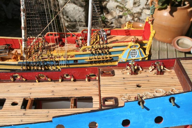 L'Ambitieux  un des navires de Tourville par michaud Img_4421