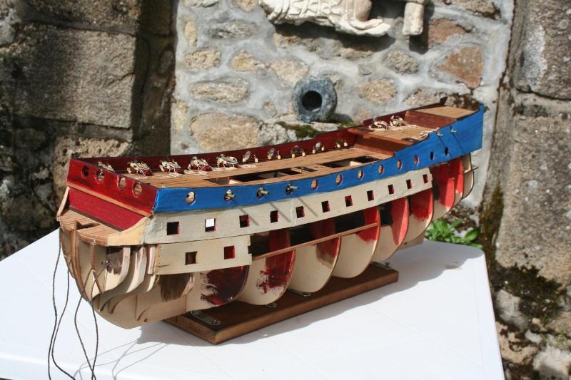 L'Ambitieux  un des navires de Tourville par michaud Img_4559