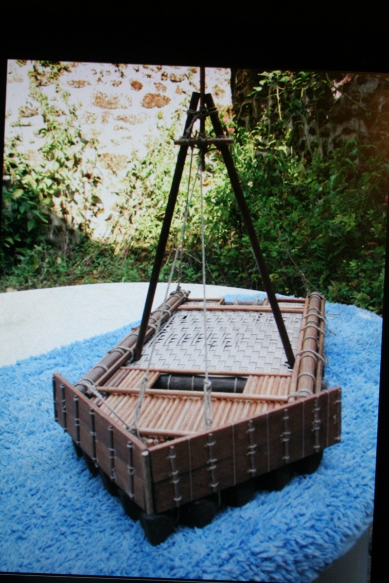 Le Kon-Tiki une maquette bio Img_4629