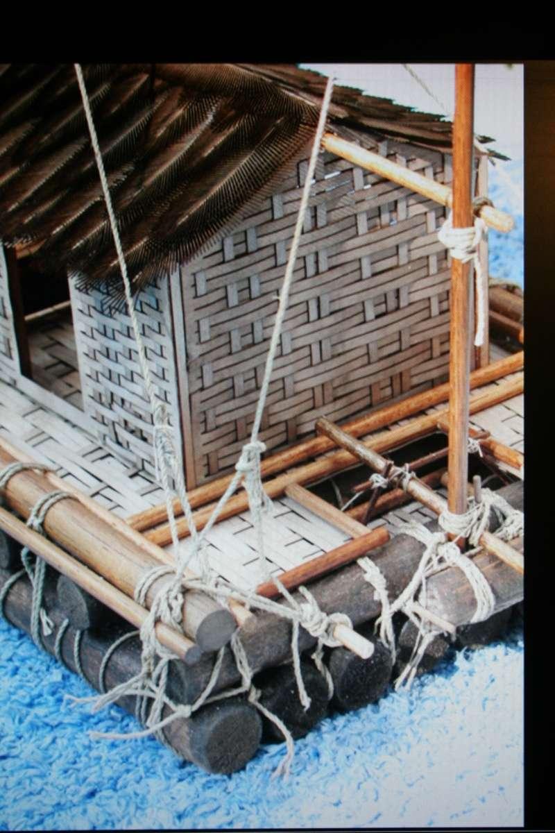 Le Kon-Tiki une maquette bio Img_4639