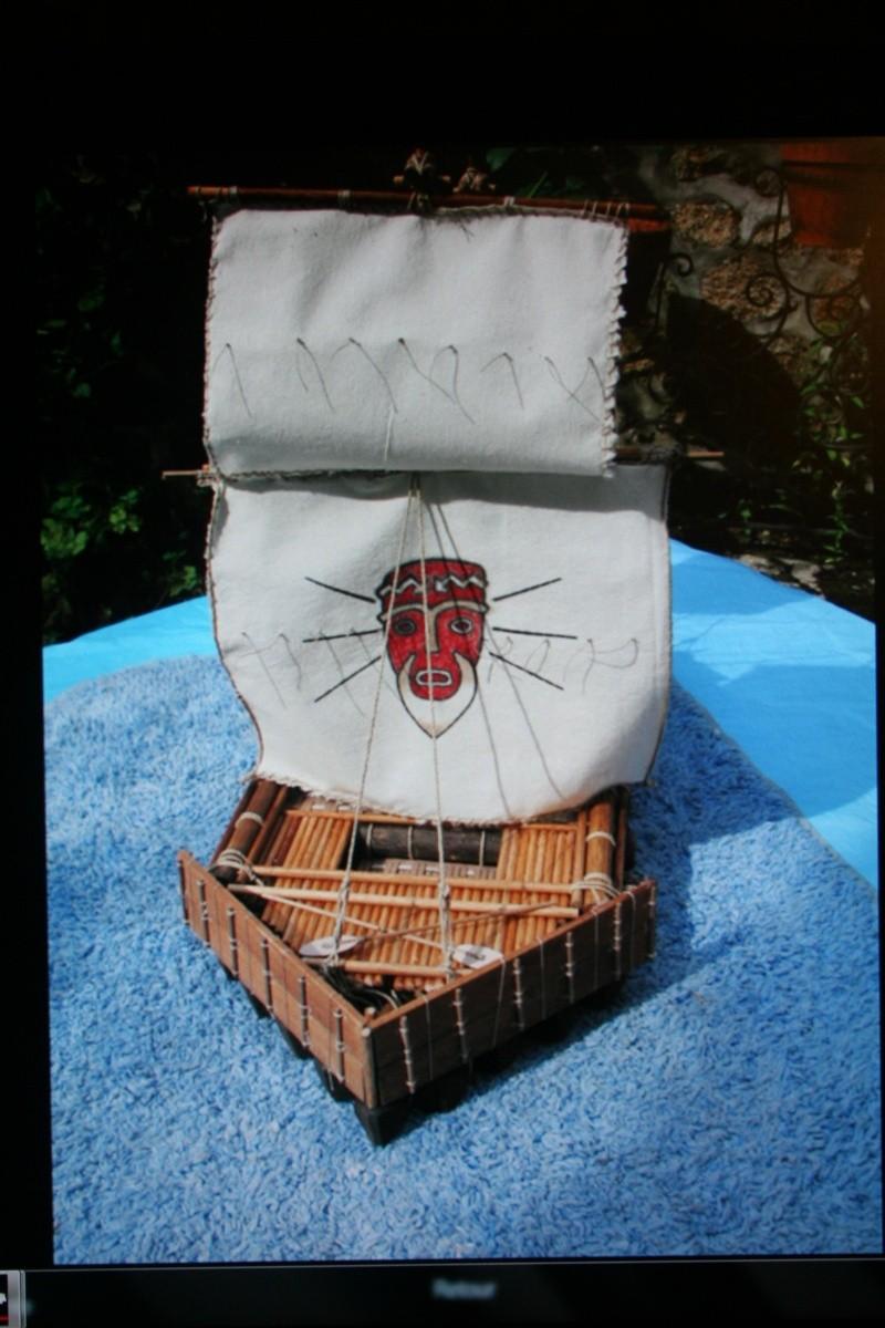 Le Kon-Tiki une maquette bio Img_4657