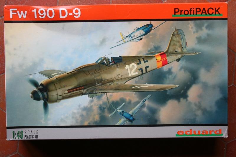 Focke Wulf 190 D9 de Tamiya au 1/ 48 par pascal 72 - Page 4 Img_4693