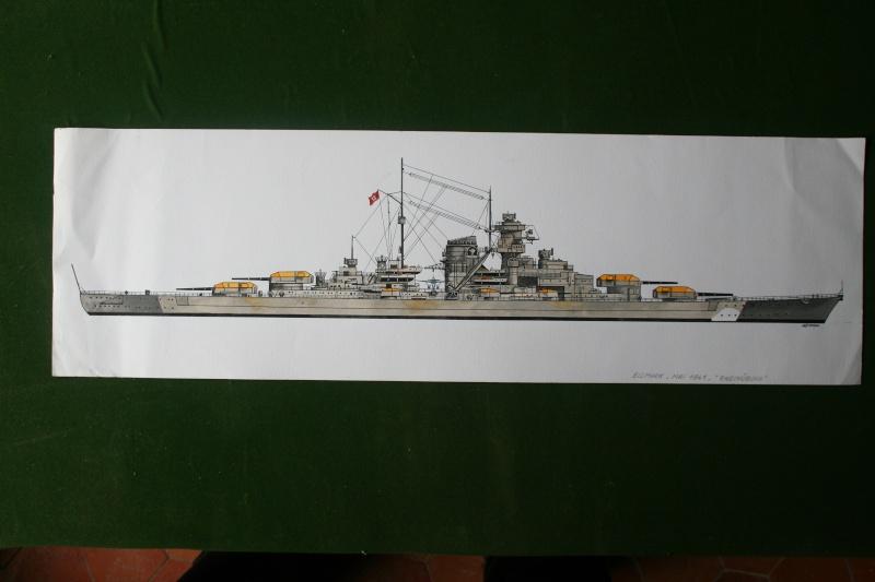 Croiseur lourd MOGAMI au 1/350 de Tamiya par pascal 72 Img_4814