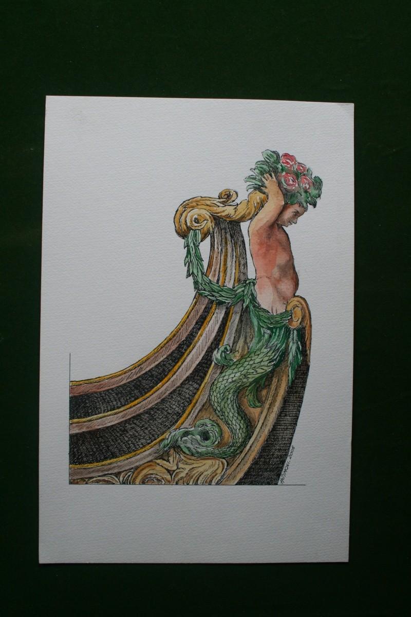 le radoub du ponant : Origine des voiles royales Img_4826
