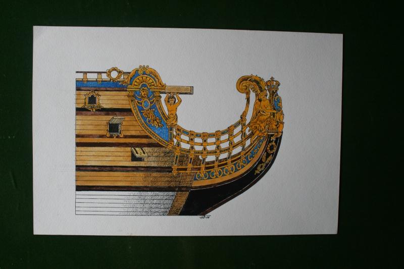le radoub du ponant : Origine des voiles royales Img_4827