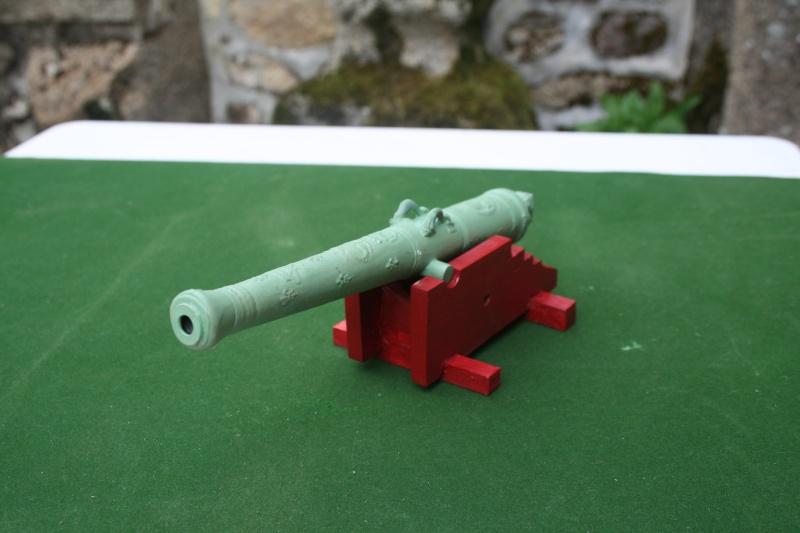 Canon de 24 au 1/16 ème de la 2ème batterie du Soleil Royal - par michaud Img_4967