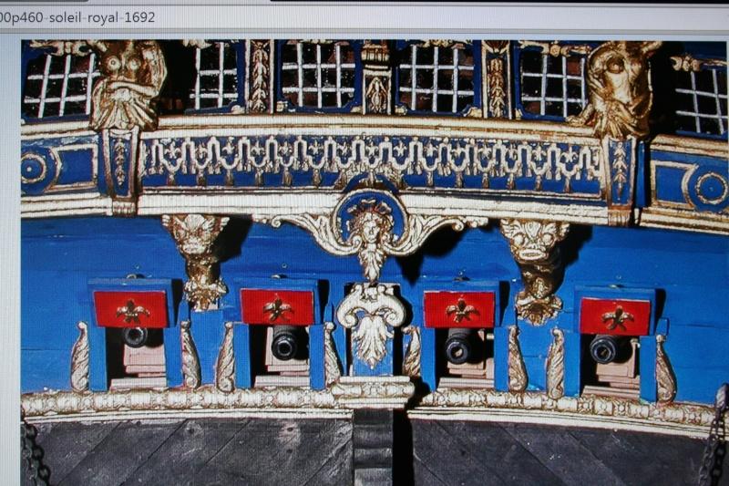 Le Soleil Royal au 1/100ème par Pascal 72 d'Heller (2300 pièces) - Page 3 Img_5023