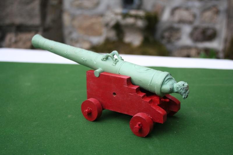 Canon de 24 au 1/16 ème de la 2ème batterie du Soleil Royal - par michaud Img_5025