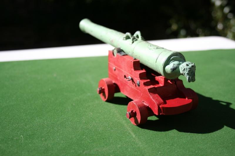 Canon de 24 au 1/16 ème de la 2ème batterie du Soleil Royal - par michaud Img_5042
