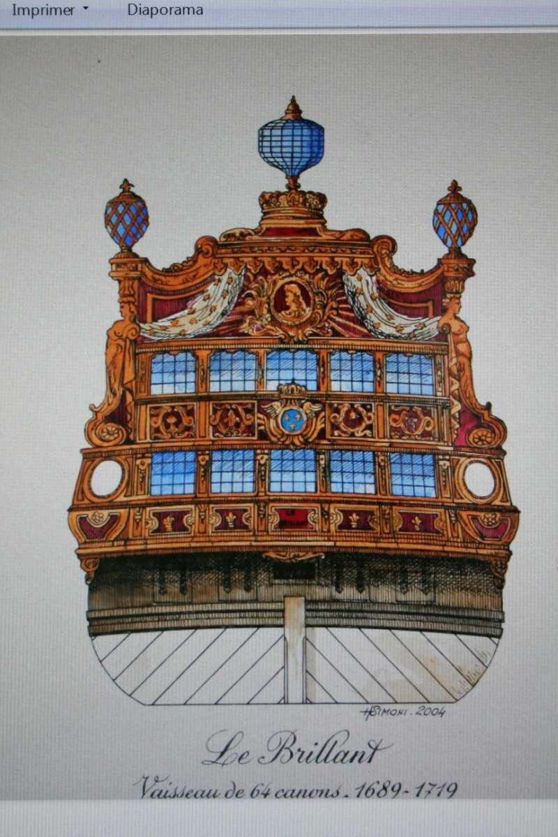 le radoub du ponant : Origine des voiles royales Img_5127