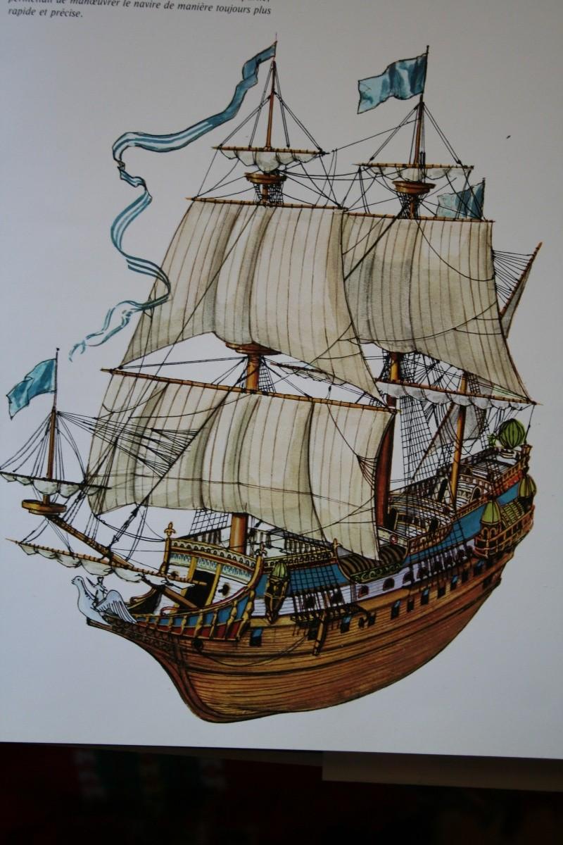 le radoub du ponant : Origine des voiles royales Img_5224