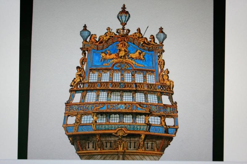 le radoub du ponant : Origine des voiles royales Img_5250