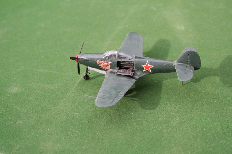 Un chasseur raté ? le Bell P-39 Airacobra Img_5646