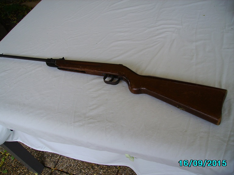 Carabine DIANA Mod 22 Imgp4623