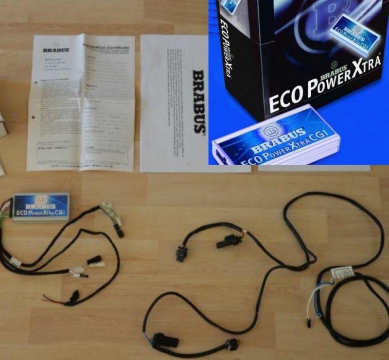 A vendre Kit brabus B25 pour classe A 250, B 250, CLA 250 CGI 2015-011