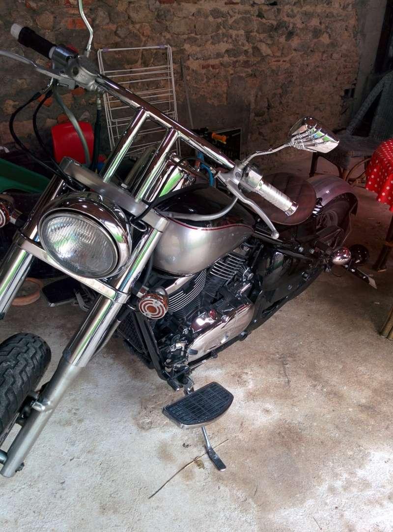 800 VN - saddlebag pour bobber. Img_2013