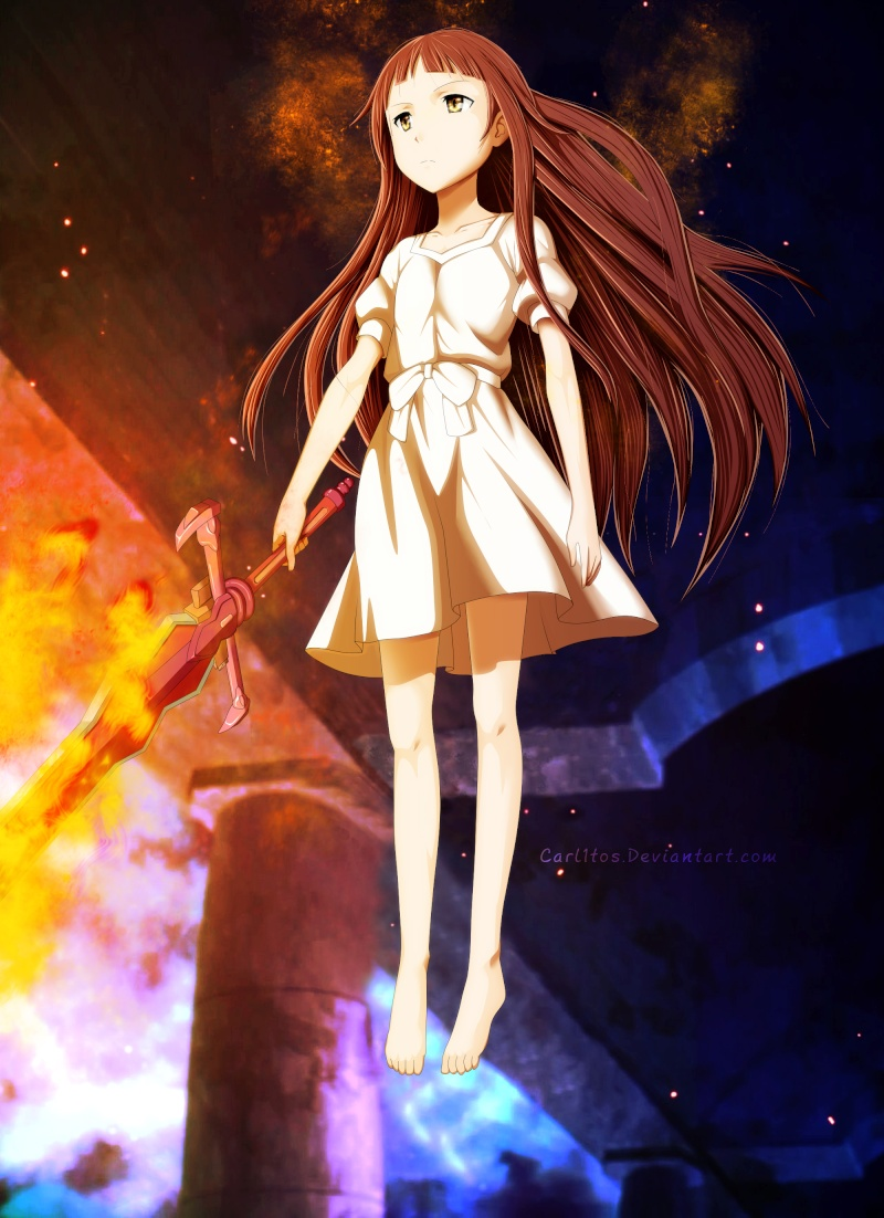 An Immortal World (Fumetsu no sekai) Yui10