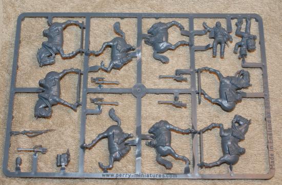 Projets en 28 mm : gardes d'Honneur italiens et gardes du Corps westphaliens 89182610