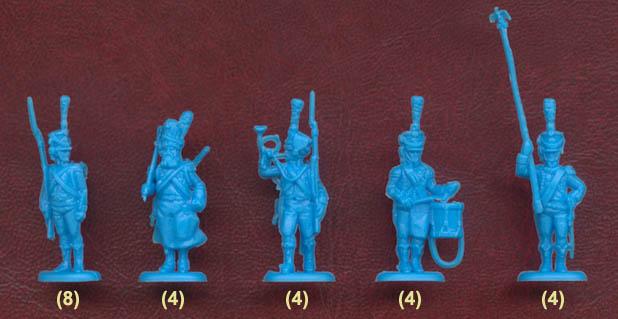 Échelles de figurines Hat82510