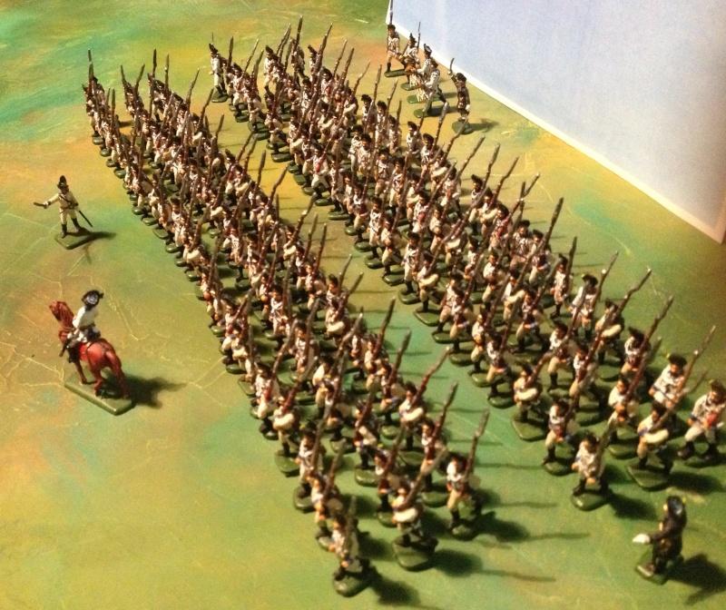 Le bataillon autrichien : le retour ... Img_7510